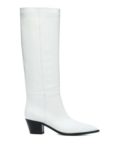 Gianvito Rossi Çizme Beyaz